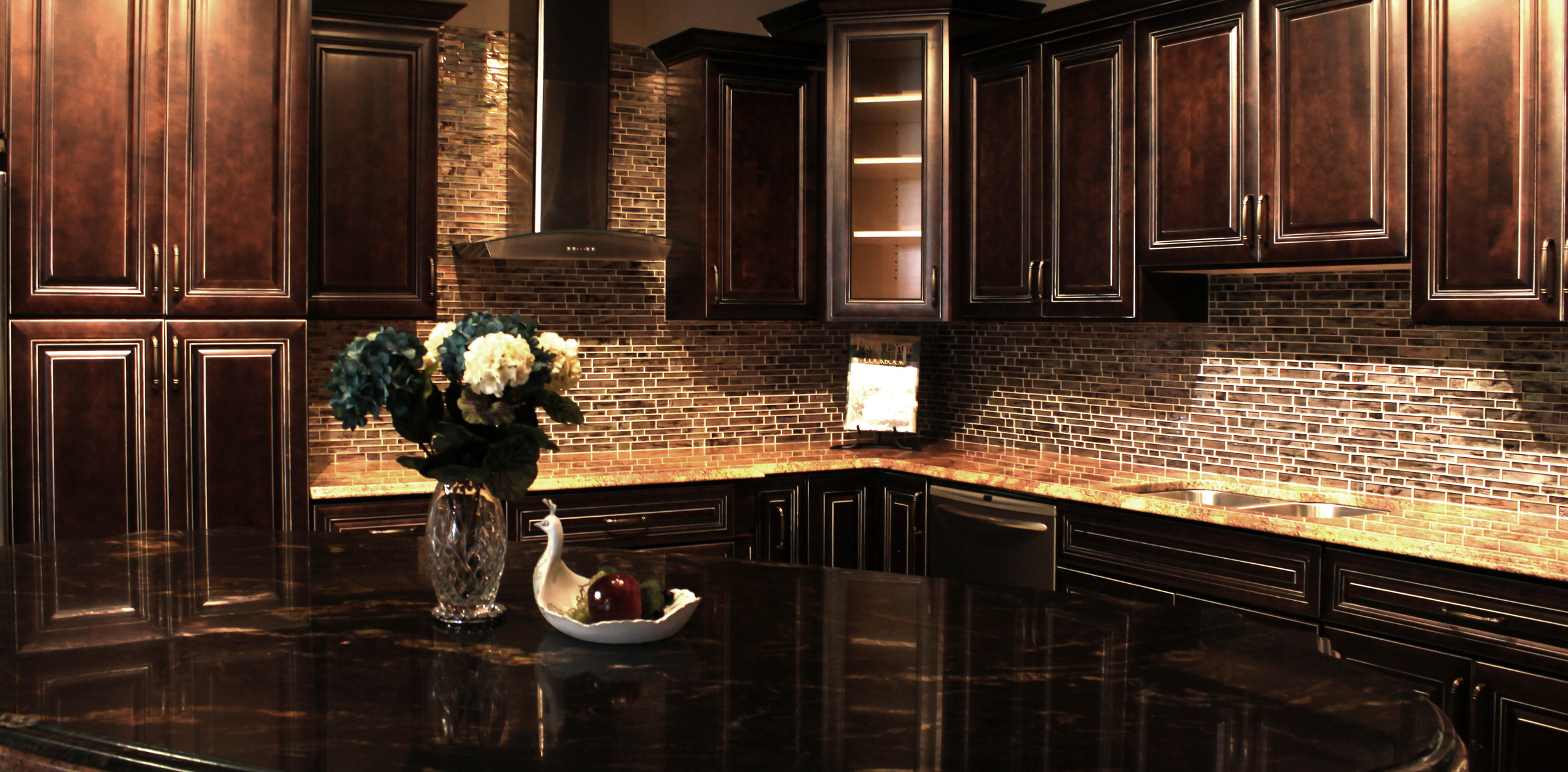 Schaumburg Kitchen Cabinets Sinks And Countertops Rock Counter
