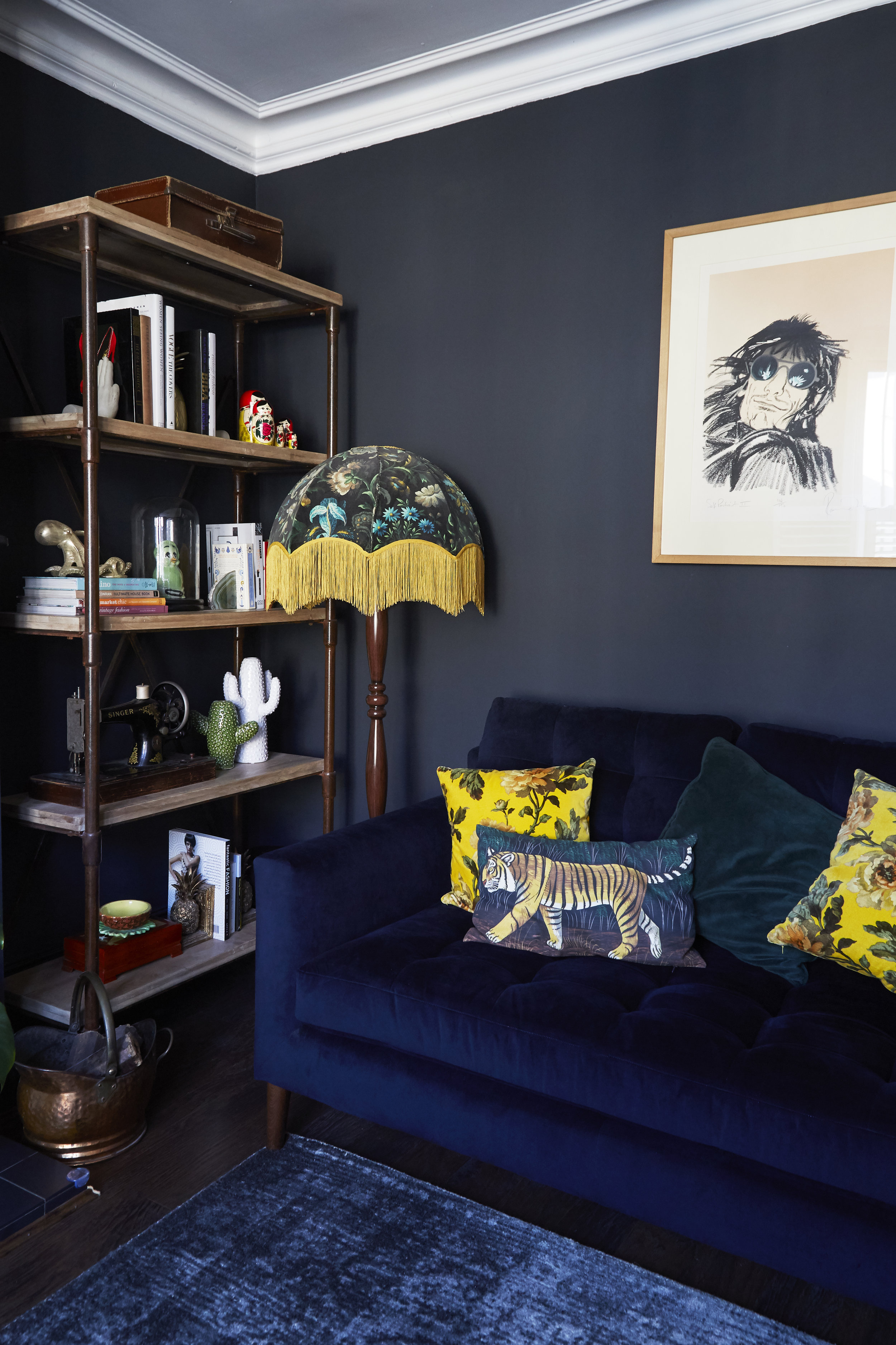 Designer Sofas John Lewis Our Living Room Refresh With West Elm House Lust
