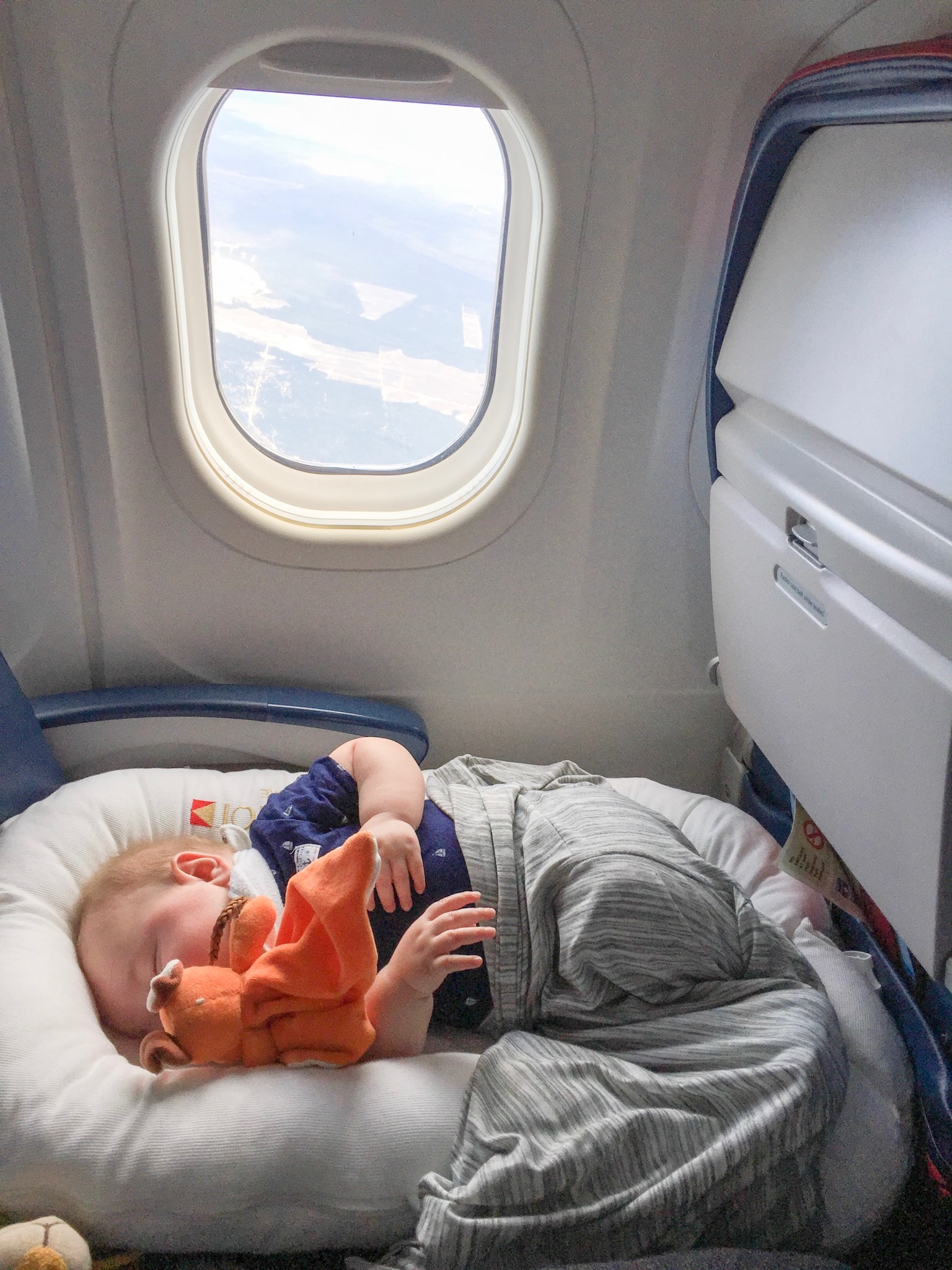 Good Toddler Stroller 9 Tips To Get Your Child To Sleep On A Plane — Big Brave Nomad