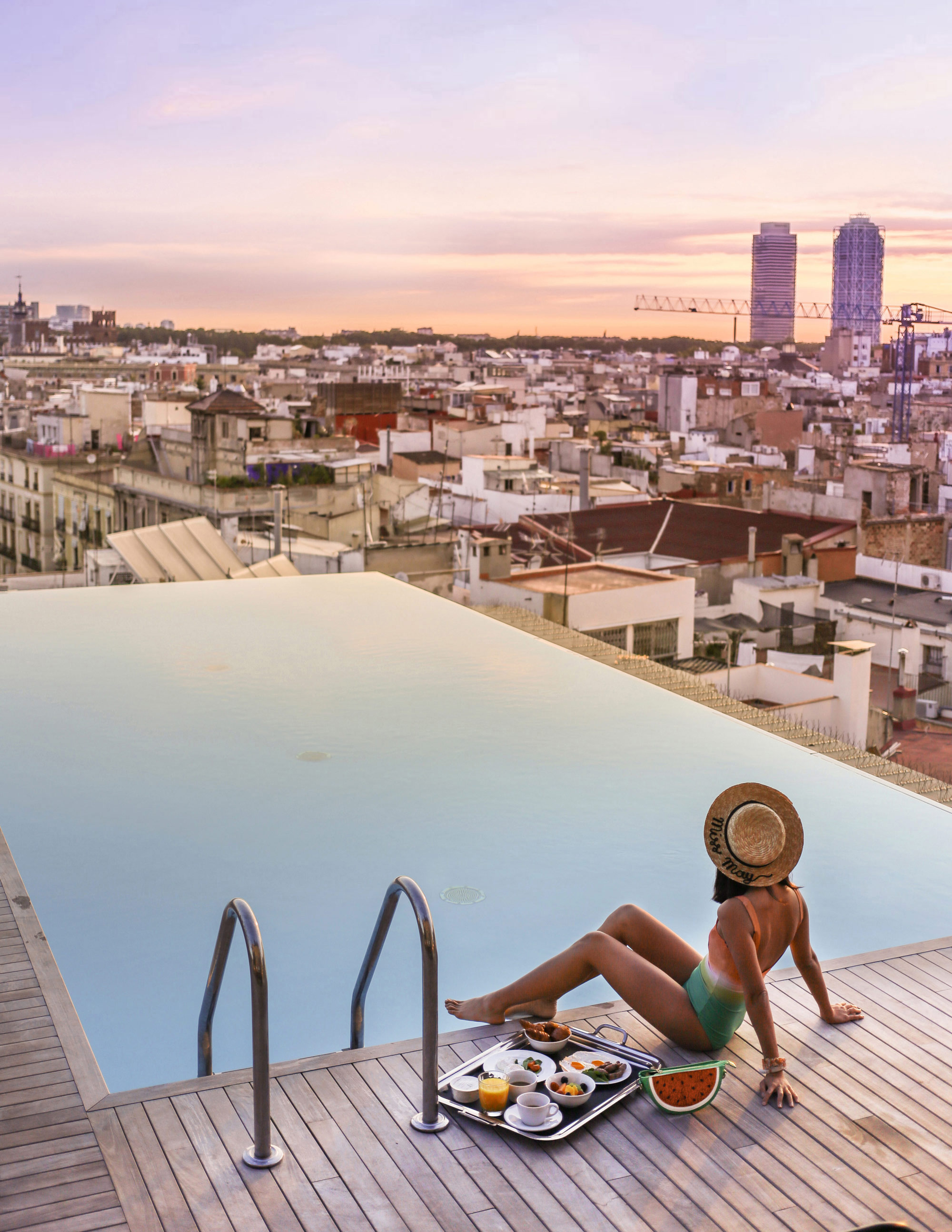 Grand Hotel Central Barcelona Grand Hotel Central, Barcelona — Hello Miss May