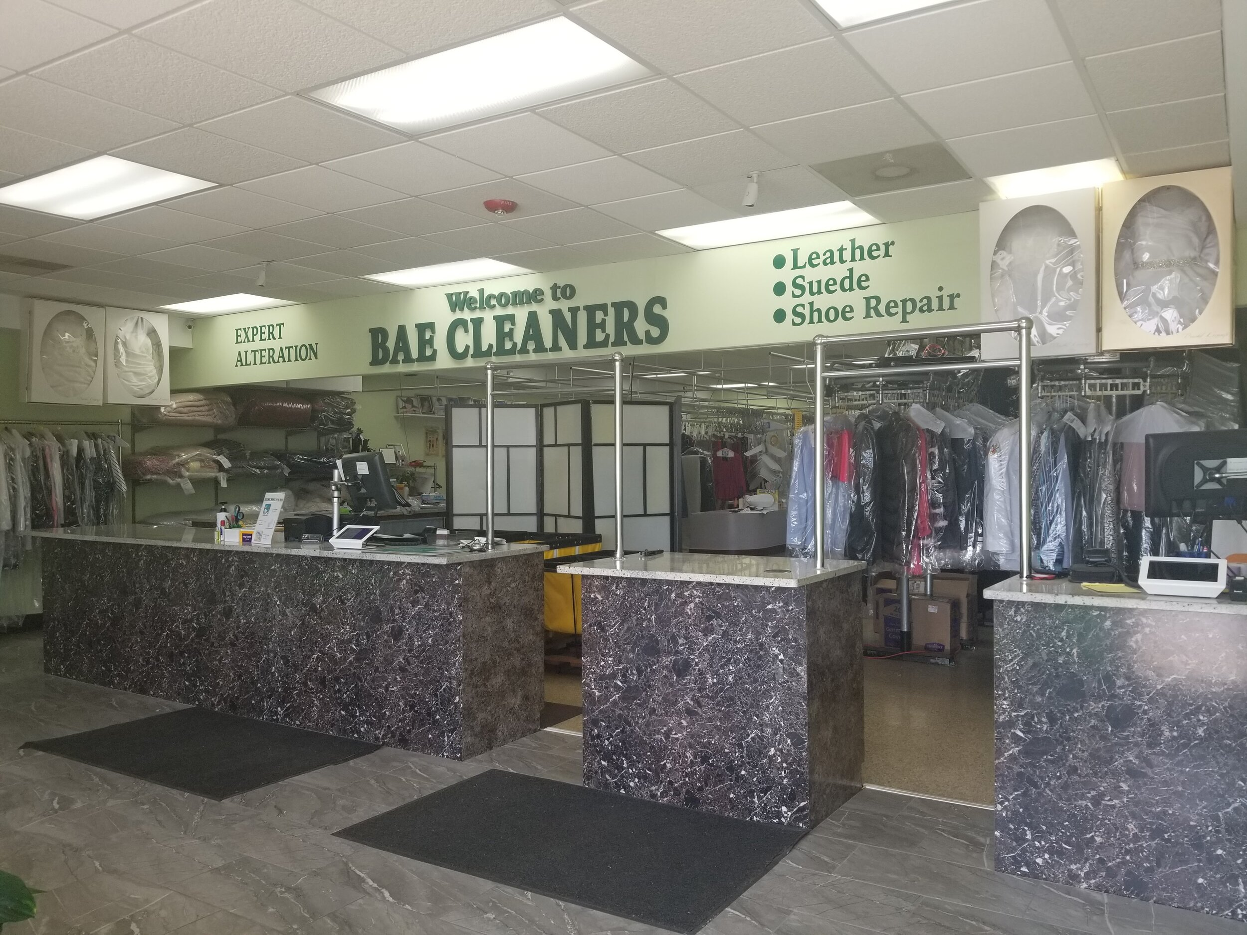 Bae Cleaners Tailors