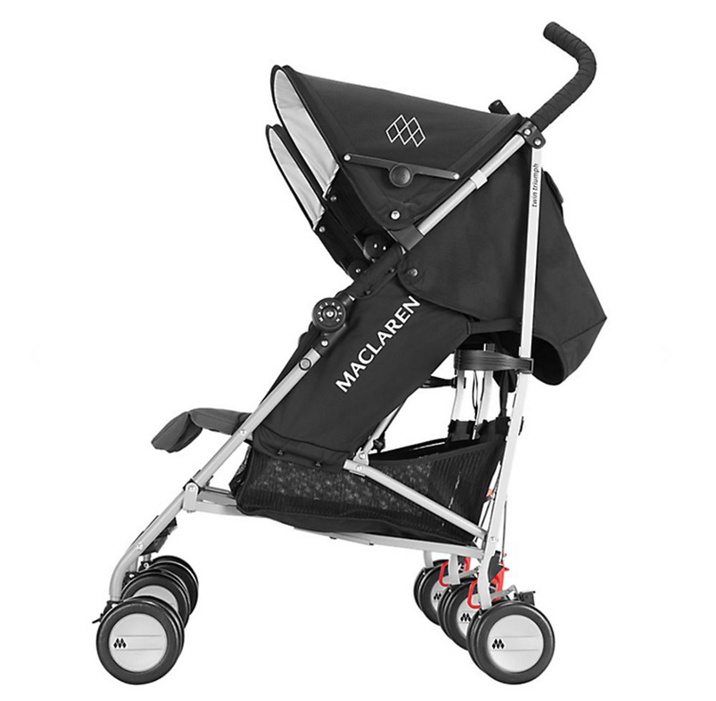 Baby Strollers Maclaren Maclaren Twin Stroller Triumph Explore Baby Equipment Rental London Airtots