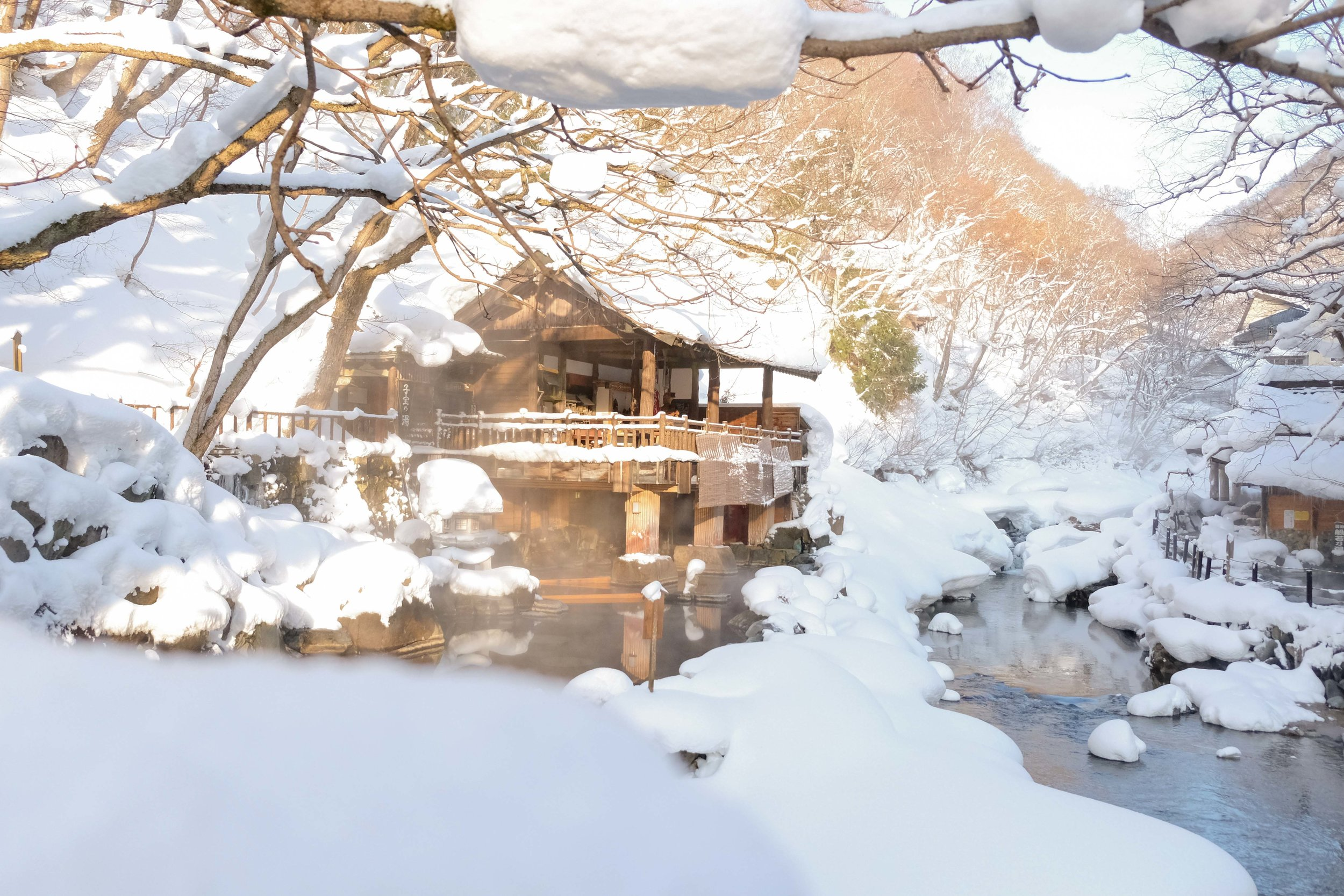 Onsen Retreat To Real Life Narnia The Wandering Cam