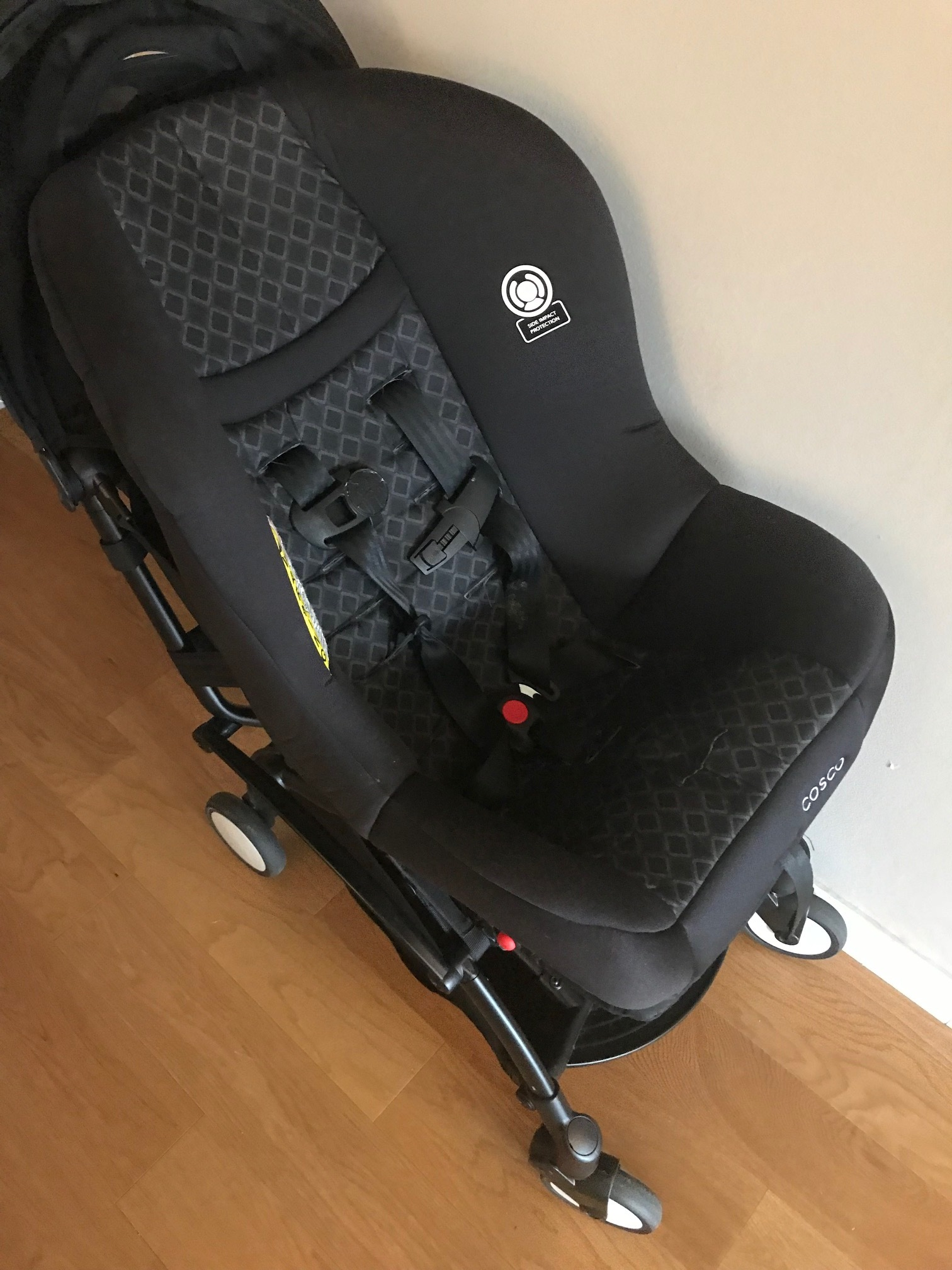 Universal Car Seat Stroller Frame Mommy Simply