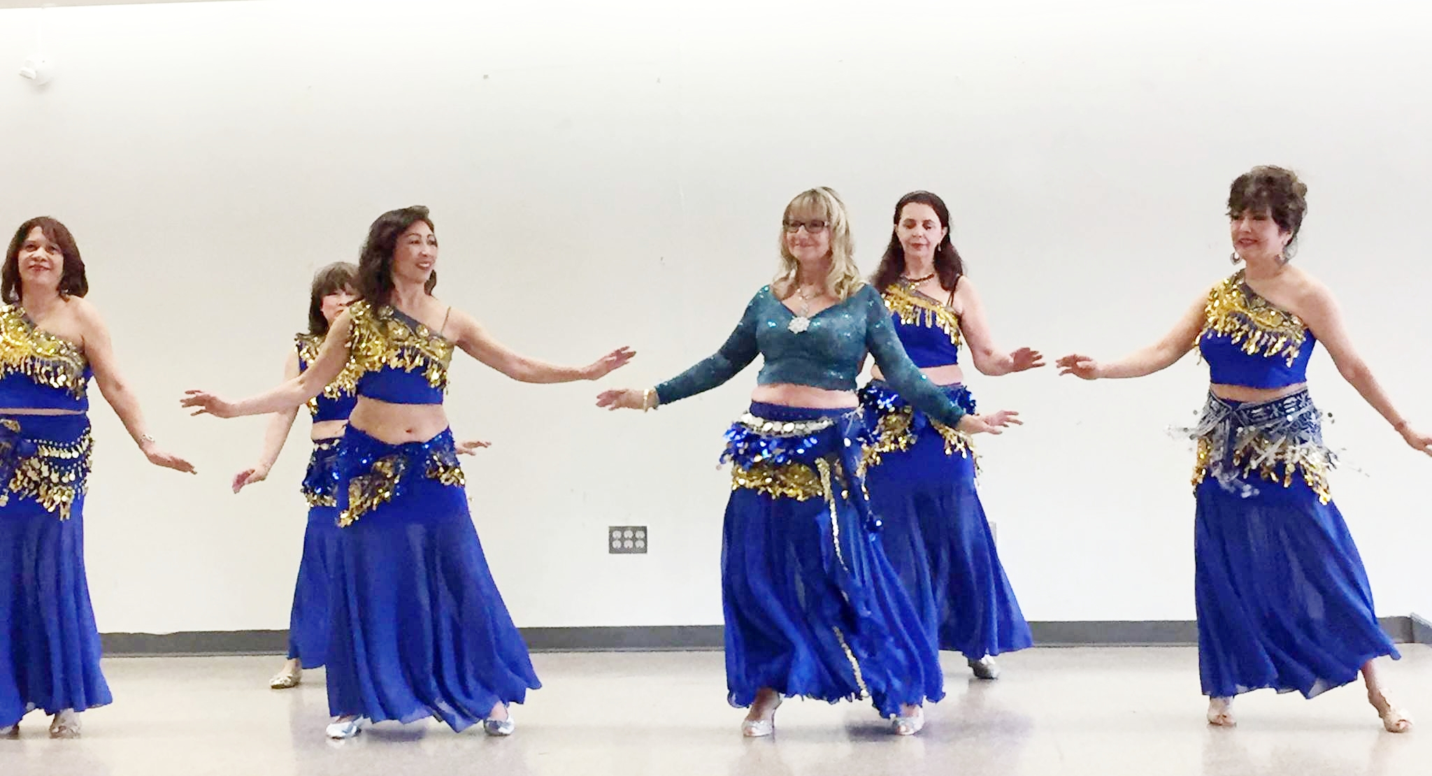 Dance Classes Active Adult Centre Of Mississauga - Belly Dance