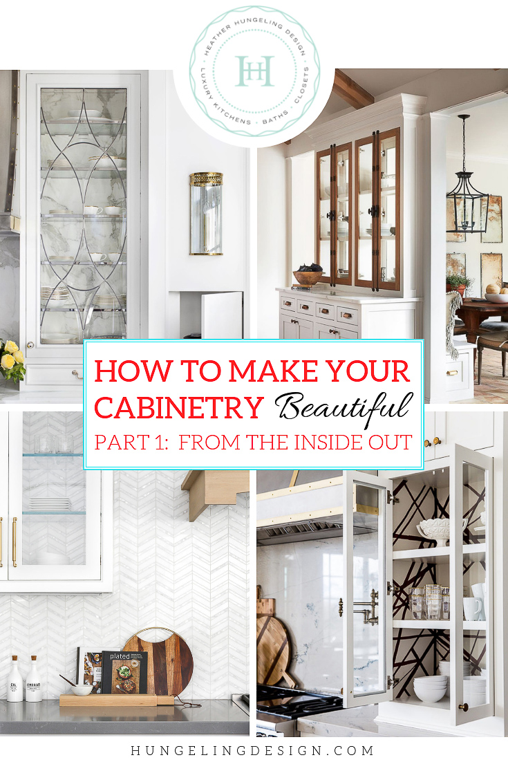 How To Make Your Kitchen Beautiful With Pretty Cabinet Details Heather Hungeling Design