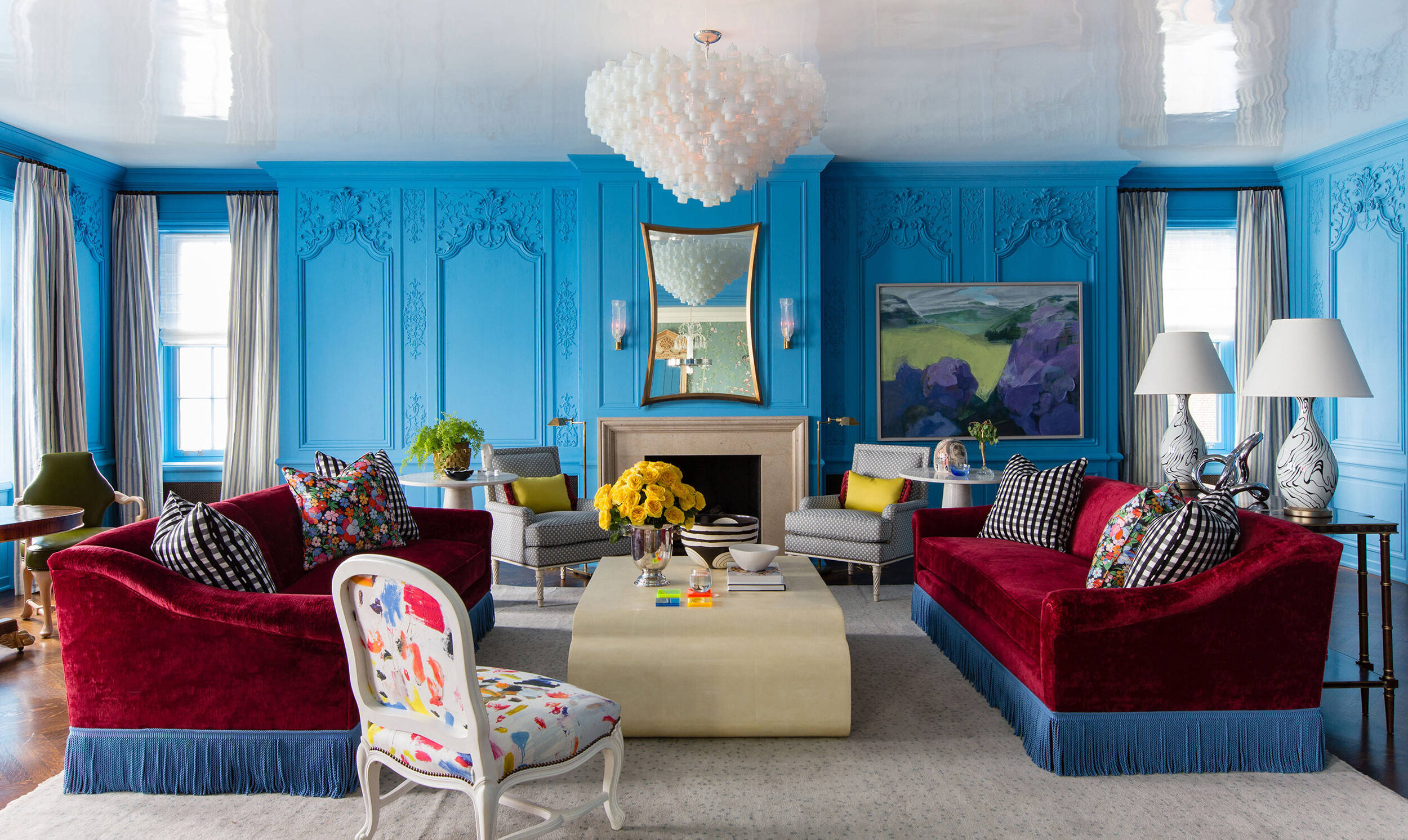 A Crash Course In Color Theory And Interior Design Dlghtd