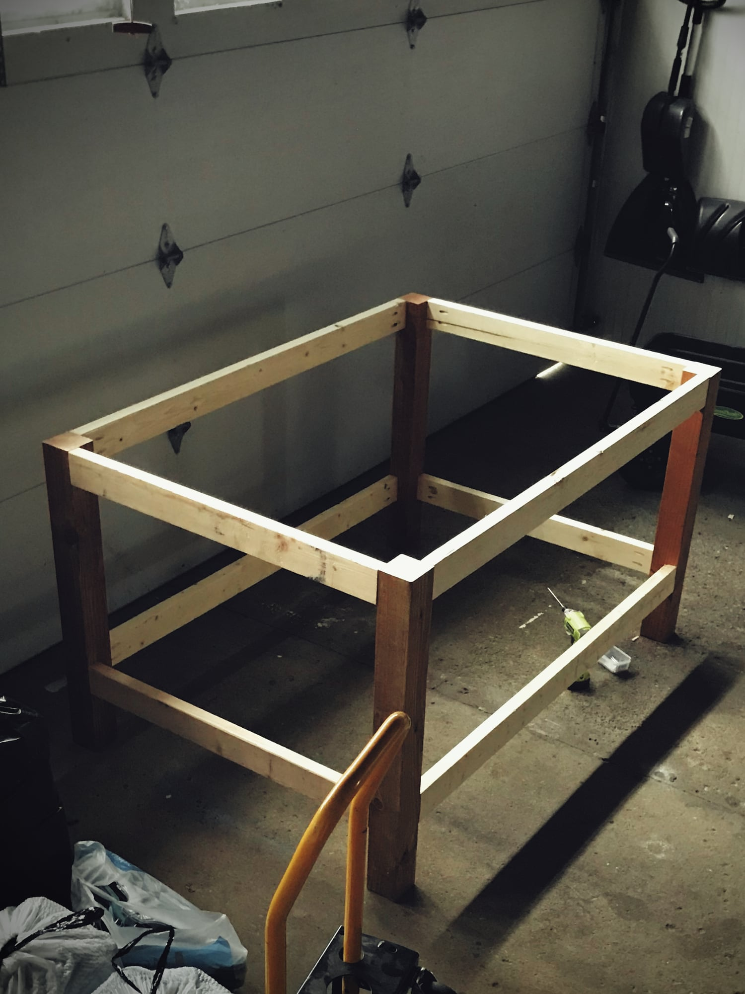 Building My First Workbench Samantha Ebreo