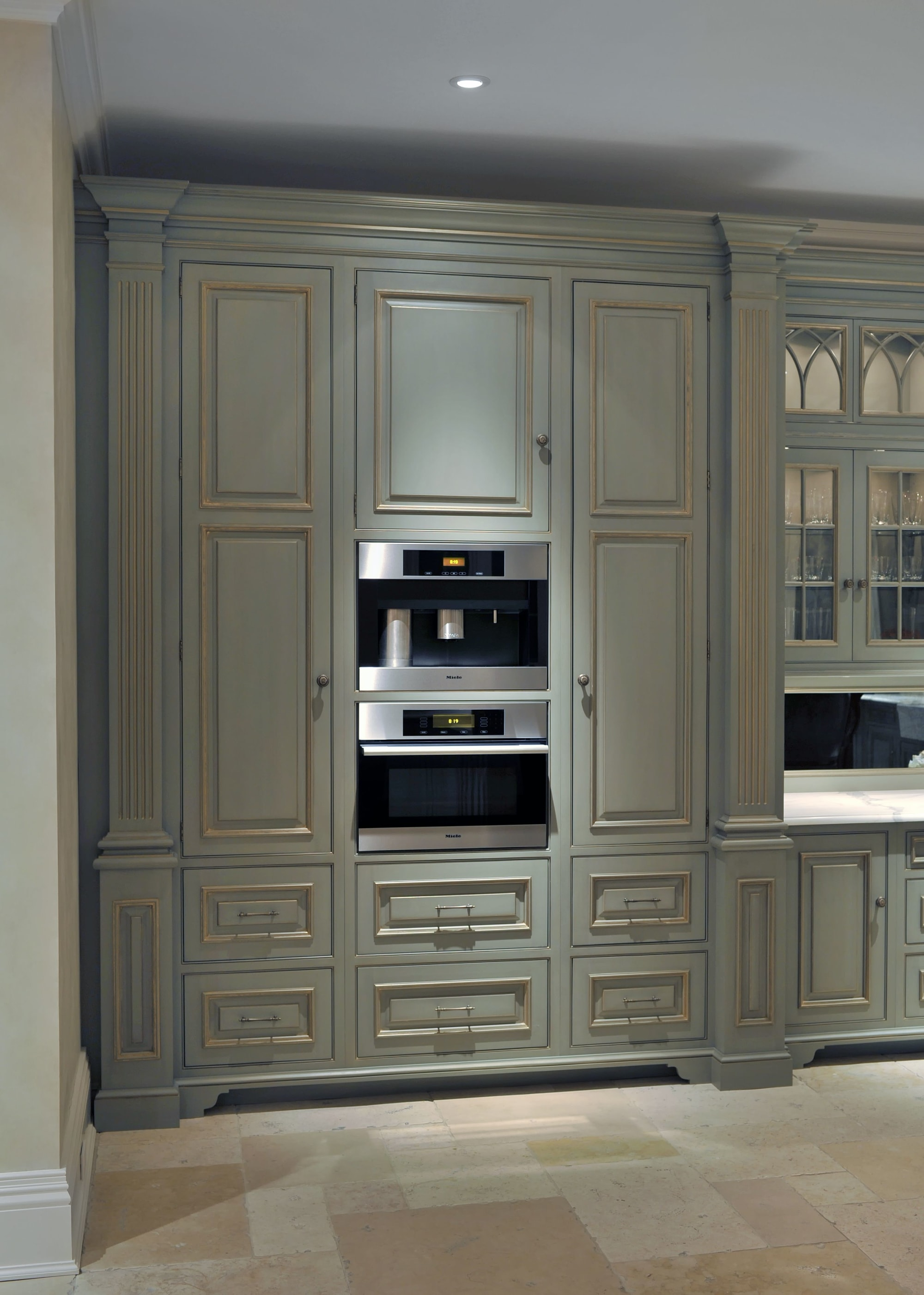 French Chateau Amazing Custom Kitchens In Long Island Showcase Kitchens Long Island Custom Kitchen Remodeling