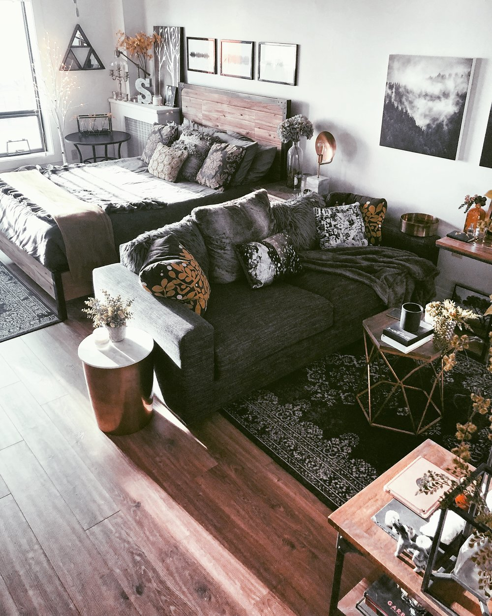 Studio Apartment Decor 5 Tips For Styling A Studio Apartment Moda Misfit