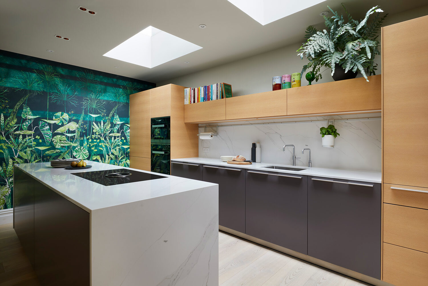 Bulthaup B3 A Kitchen Of Colour And Texture | Luxury Kitchens & Bathrooms | Bath Winchester Swindon | Hobson's Choice