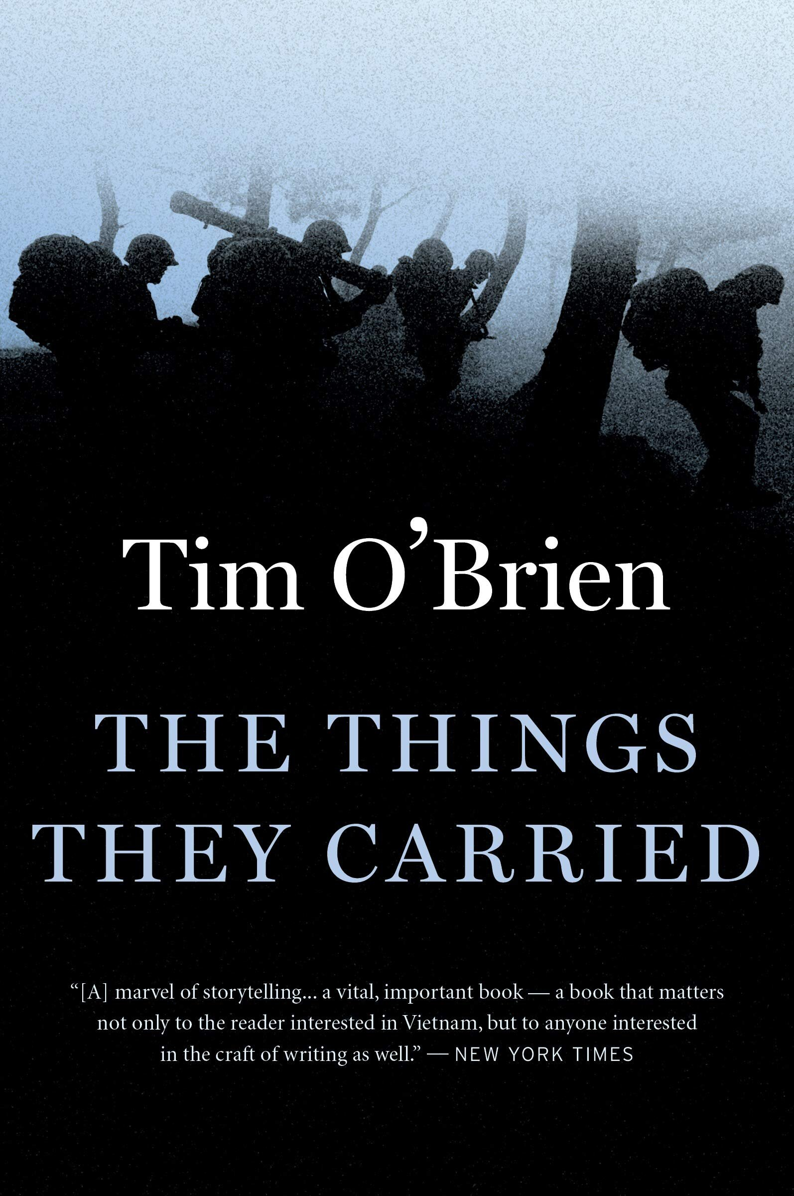 Imagination And Language Combine To Make Spirits In The Head On Tim O Brien S The Things They Carried Lit Pub