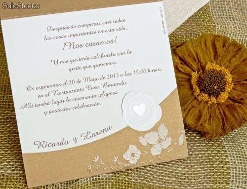 Invitaciones de boda color oro, impresión GRATIS al por mayor - invitaciones de boda gratis