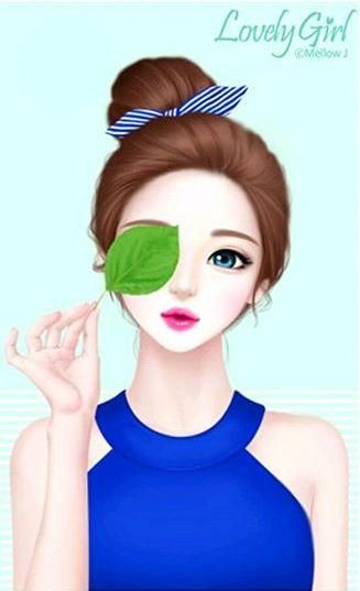 Cool Girl Wallpaper For Whatsapp Cartoon Girls Profile Picture Cartoon Girls Profile