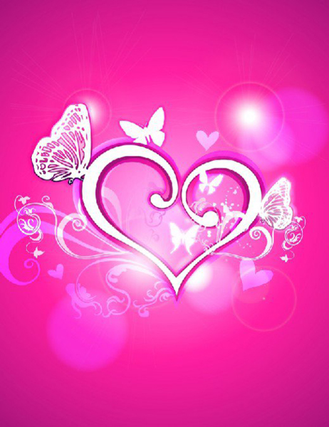 Cool And Stylish Wallpapers For Girls With Attitude Hearts Profile Pictures Hearts Profile Pics Heart
