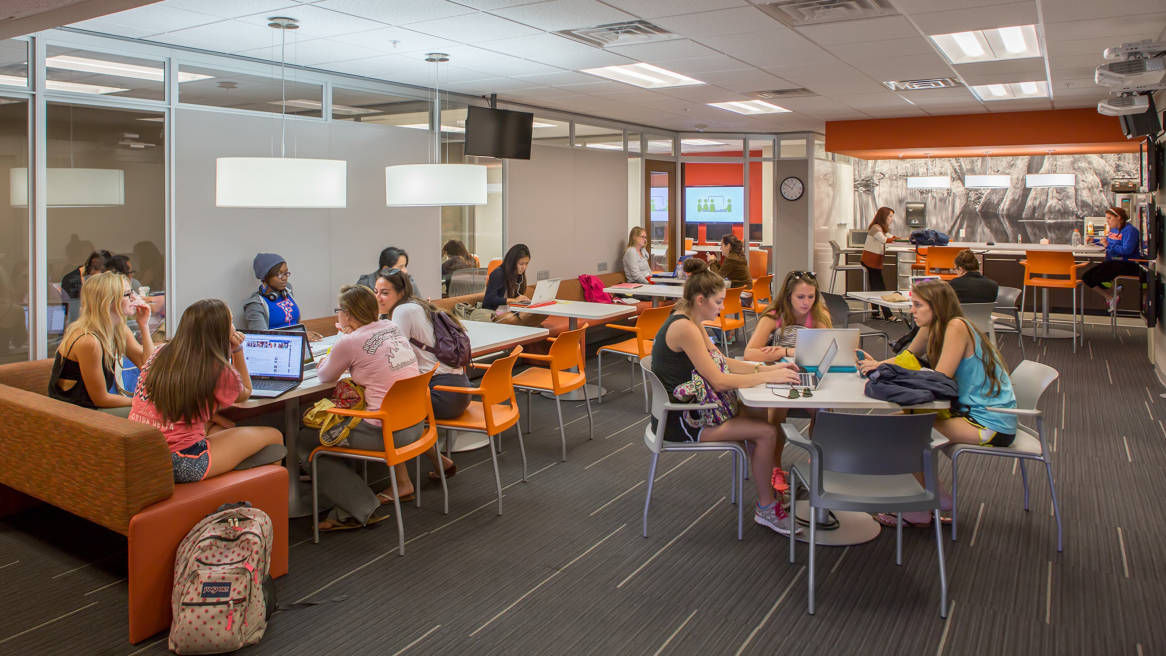 University Of Florida Focuses On Active Learning Steelcase