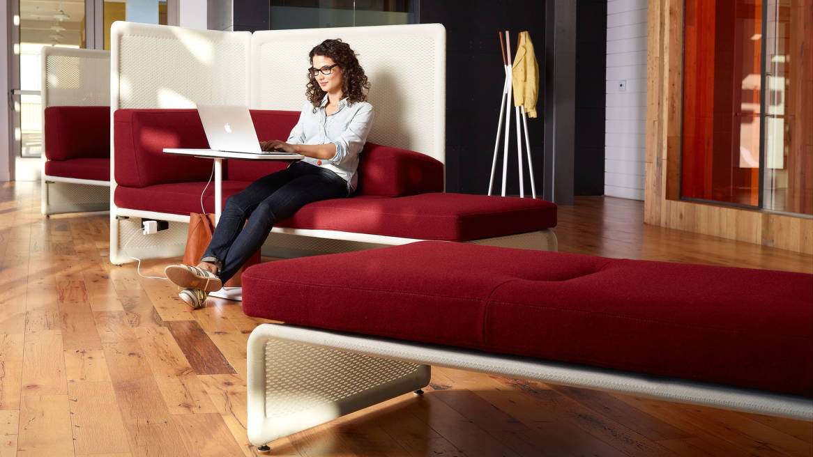Coalesse Lagunitas Lounge Seating Steelcase