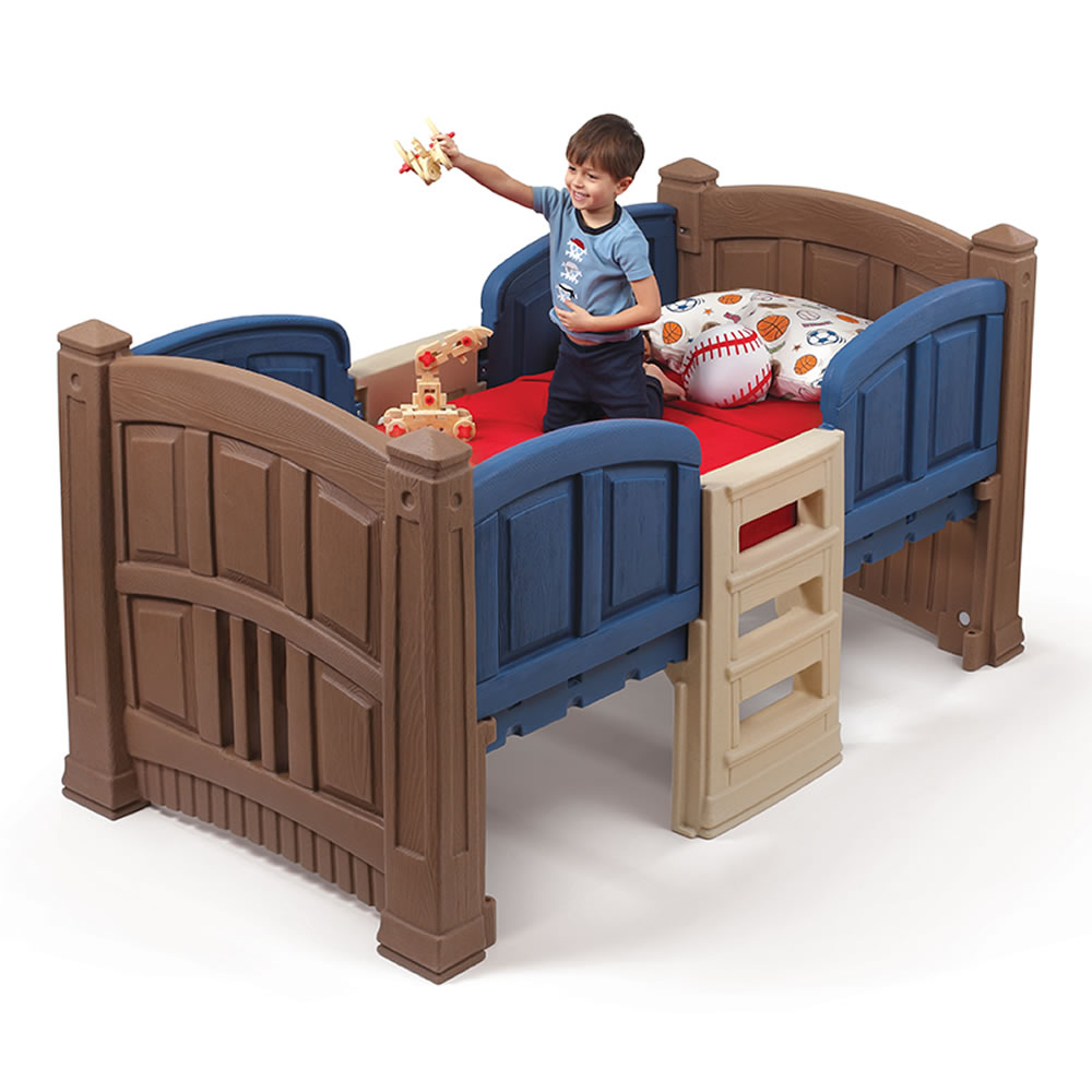 Childrens Beds With Pull Out Bed Underneath Boy S Loft Storage Twin Bed