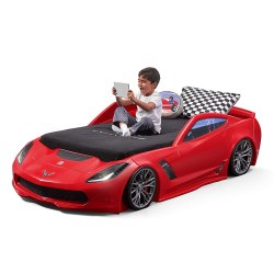 Cheery Boys On Sale Corvette Toddler To Twin Bed Corvette Toddler To Twin Bed Kids Bed Twin Beds Boys Twin Beds baby Twin Beds For Boys