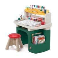Art Master Activity Desk | Kids Art Desk | Step2