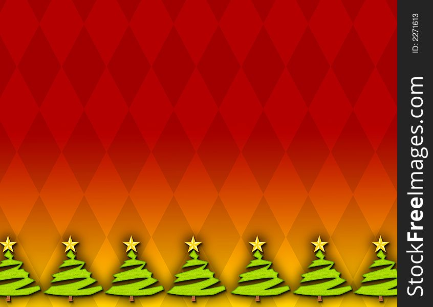 Christmas Tree Background - Free Stock Images  Photos - 2271613