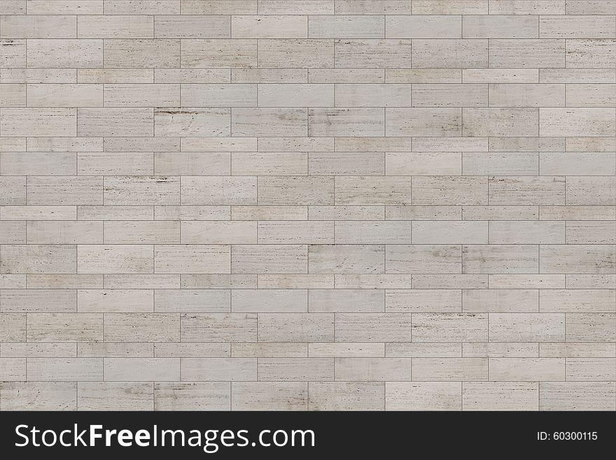 Seamless Travertine Stone Facade Texture Free Stock