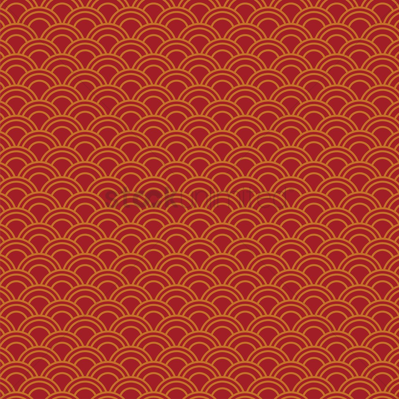 Old Paper Wallpaper Hd Chinese Pattern Background Vector Image 1577039