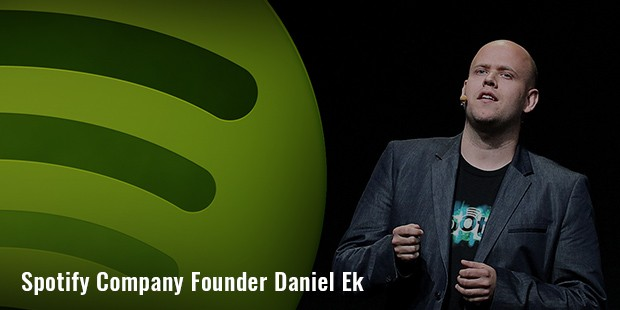 Famous Quotes Wallpapers For Mobile Spotify Company Founder Daniel Ek
