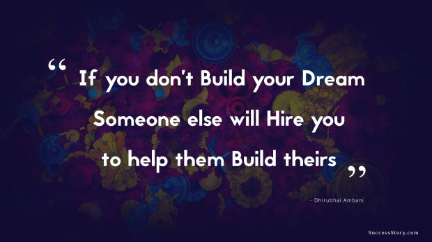 Business Inspirational Quotes Wallpaper Download Build