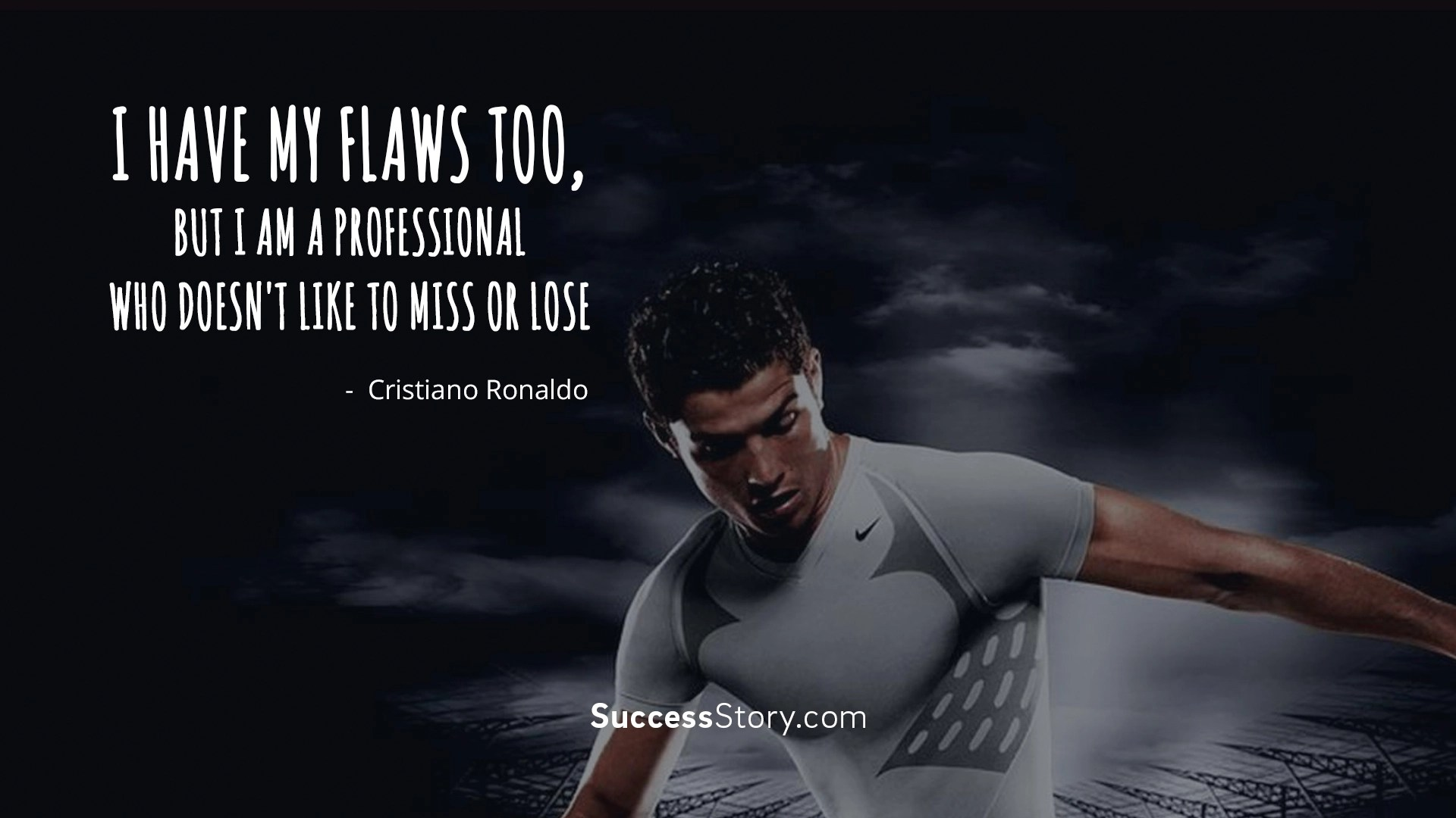 Wallpaper Think Different Quotes Cristiano Ronaldo Quotes Famous Quotes Successstory