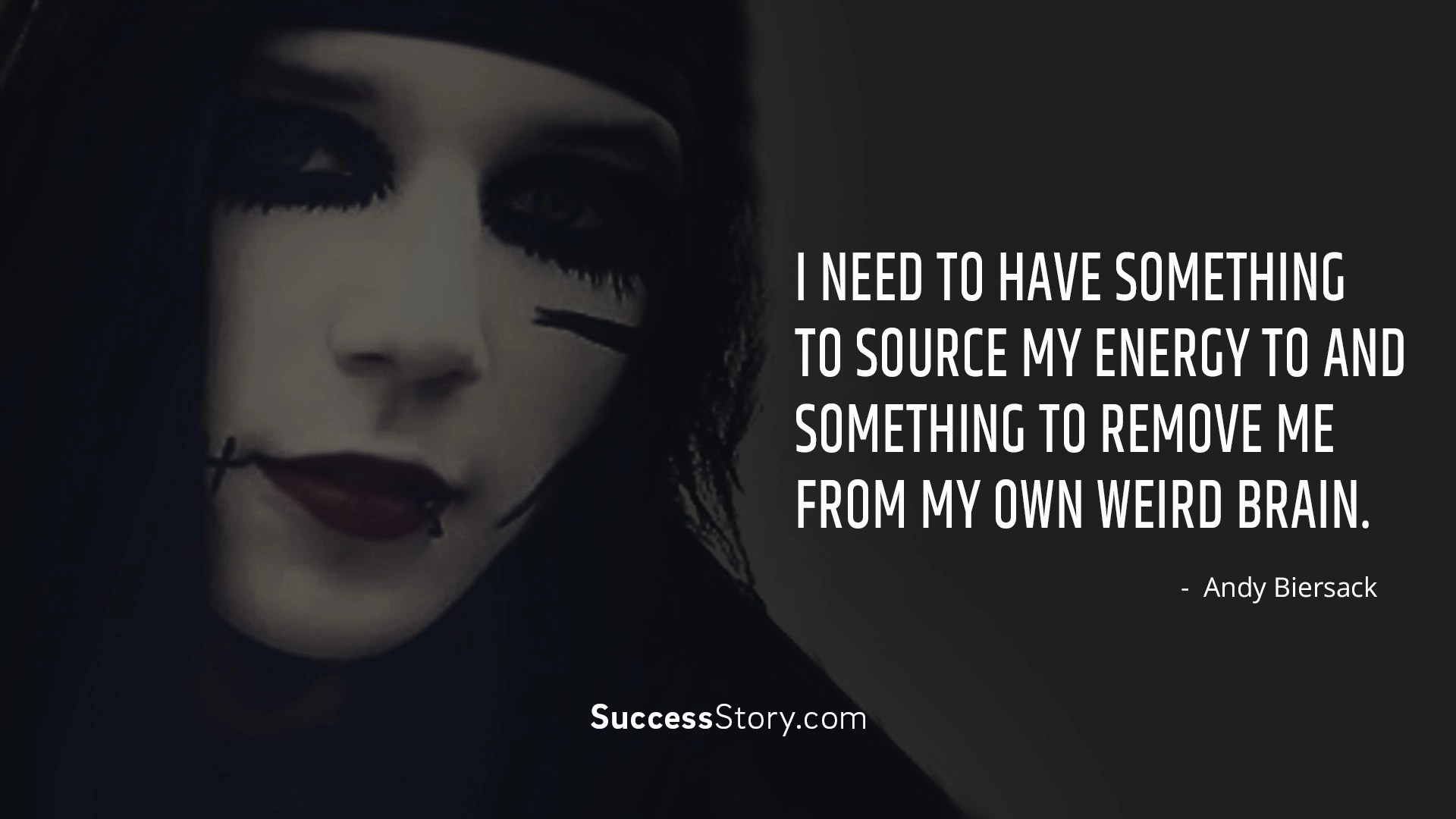 Black Veil Brides Live Wallpaper 12 Famous Andy Biersack Quotes Successstory