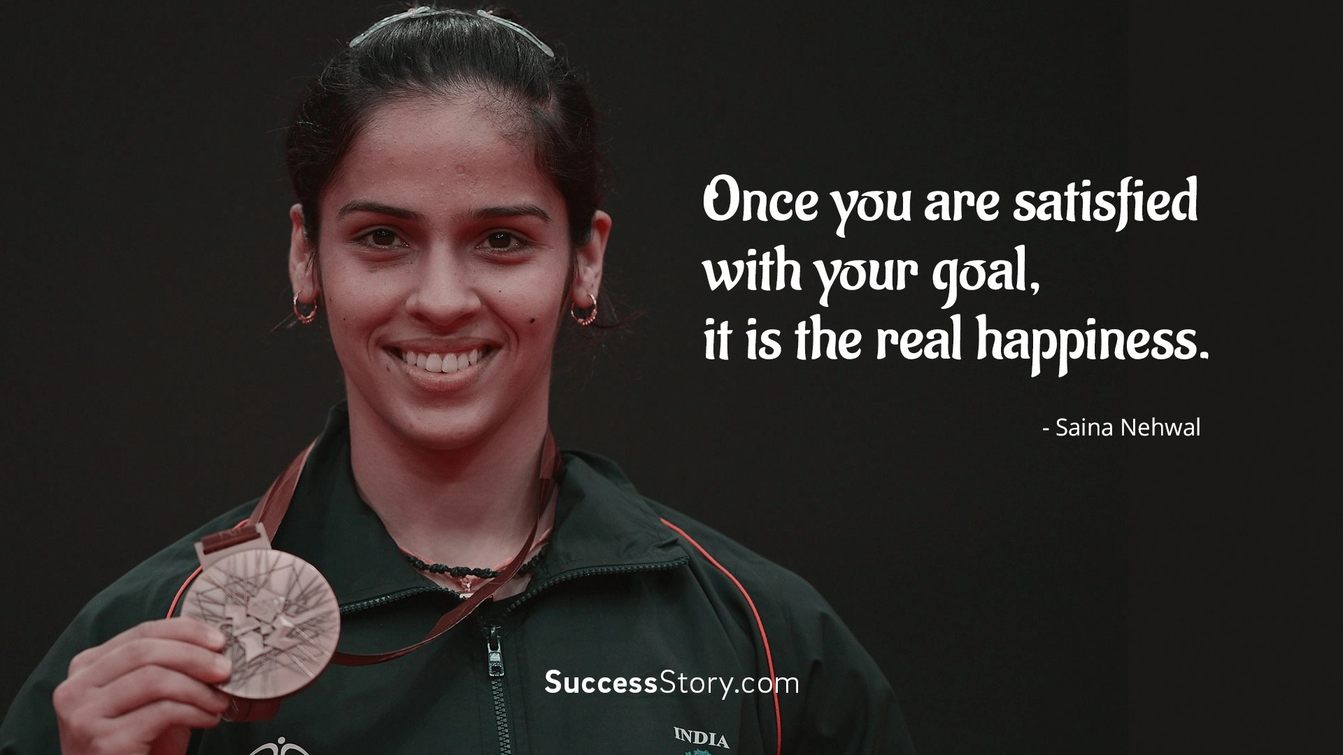 Best Indian Girl Wallpaper 5 Famous Saina Nehwal Quotes Inspirational Quotes