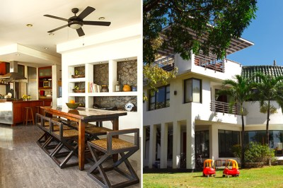 A Modern Tropical House filled with Natural Elements | RL