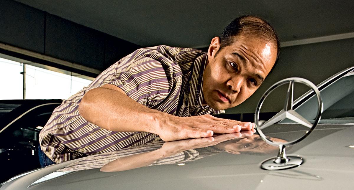 Car Designer Top Gear Philippines