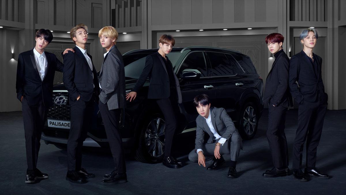 Ambassador Car Wallpaper Hyundai Palisade Features Specs Bts