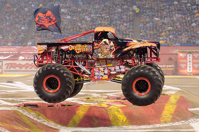 Here Are The New Ticket Prices For Monster Jam 2016