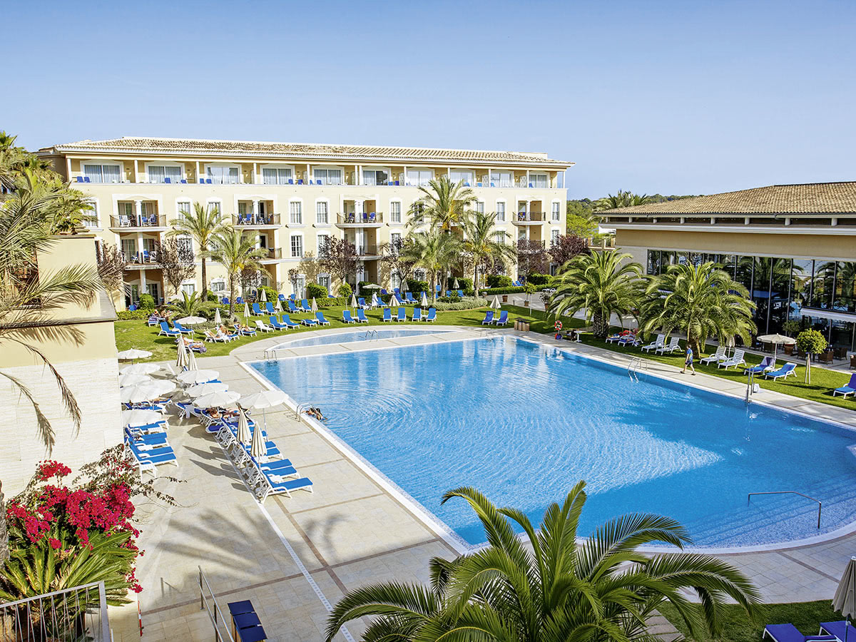 Hotels In Keulen Met Zwembad Hotel Grupotel Playa De Palma Suites En Spa In Playa De Palma