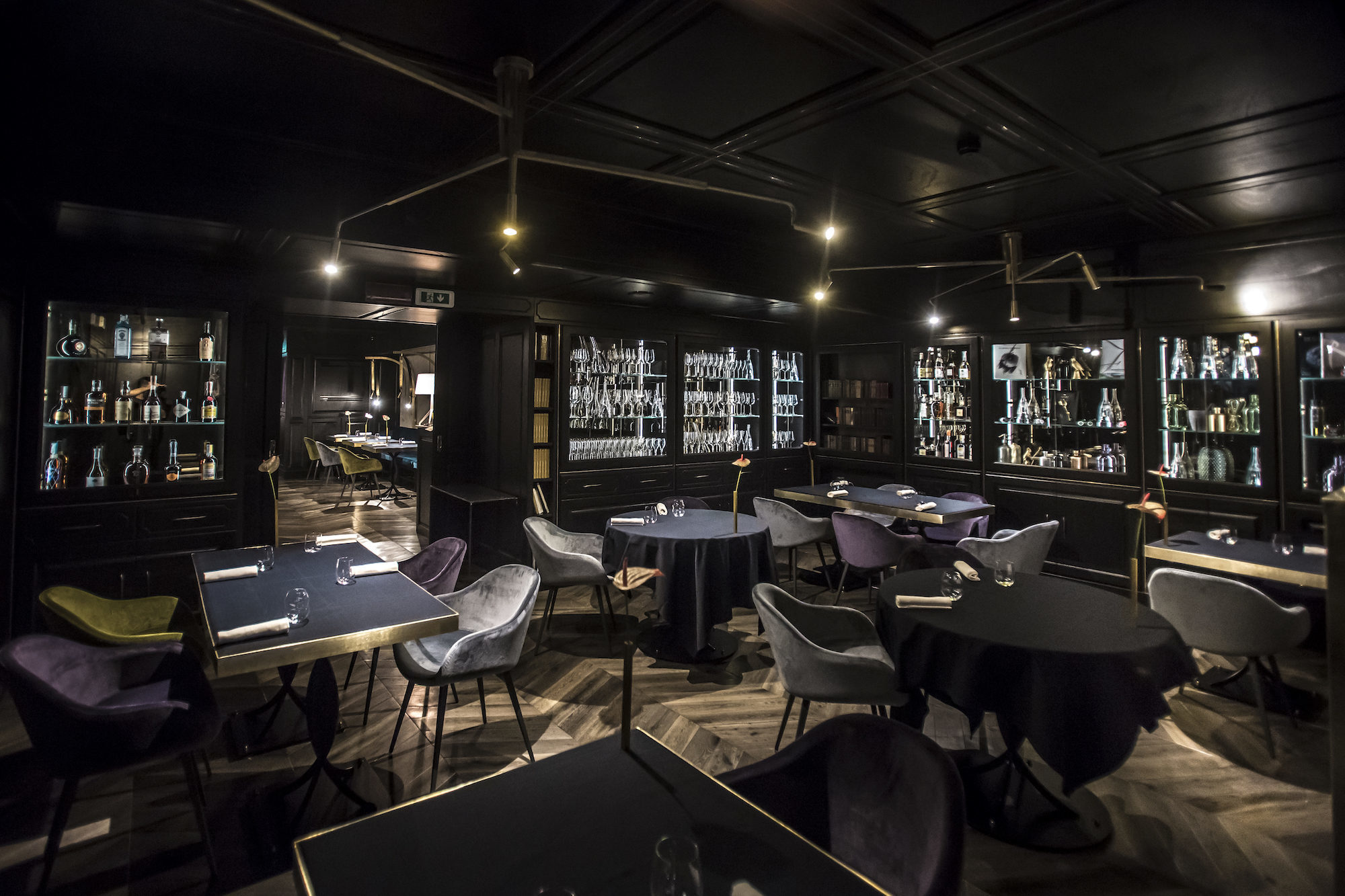 Restaurant Design Paris The Best Restaurant And Bar Design Of 2017 Surface