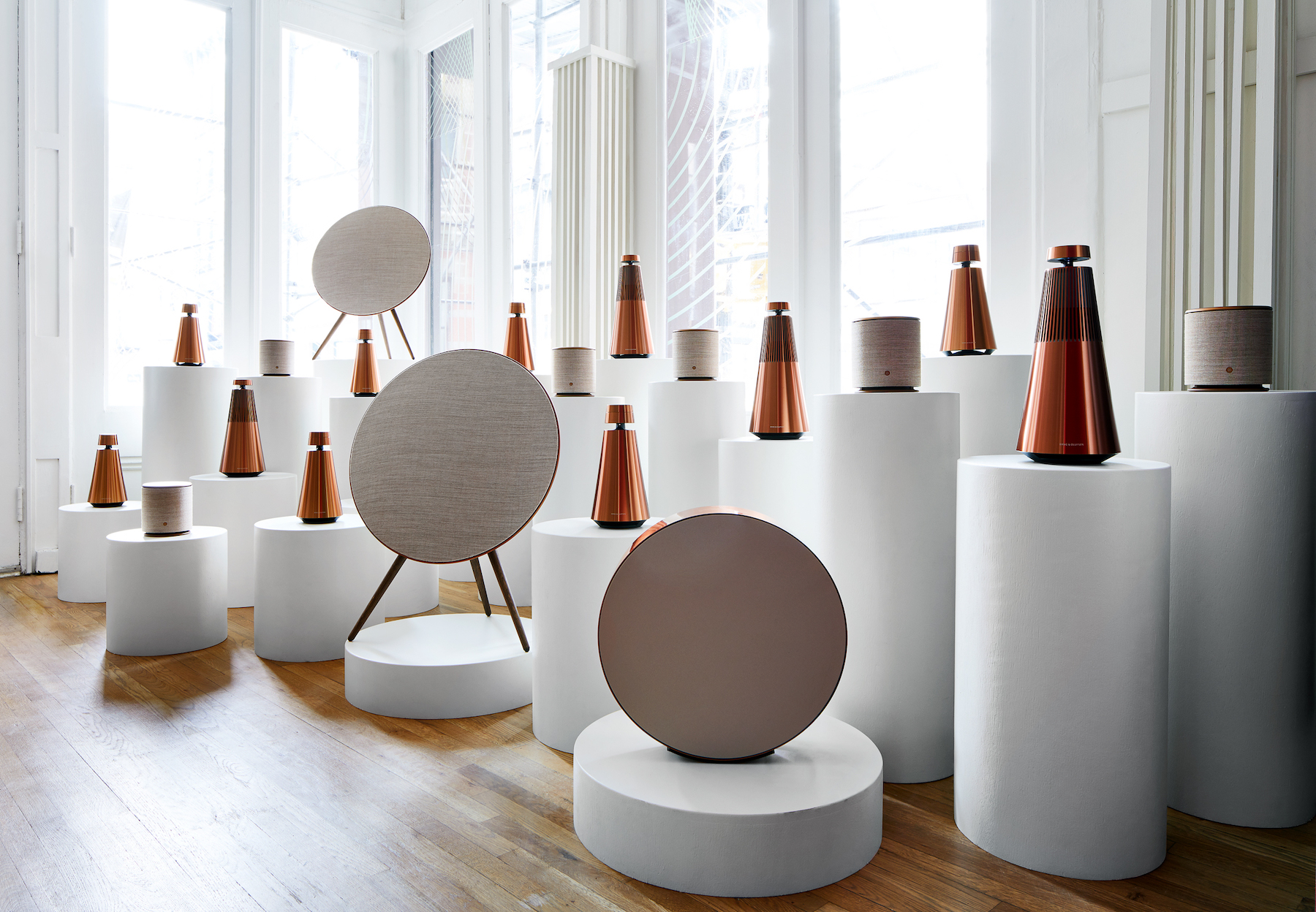 Bang And Olufsen Paris Bang Olufsen Brings A Pop Up Experience To Manhattan Surface
