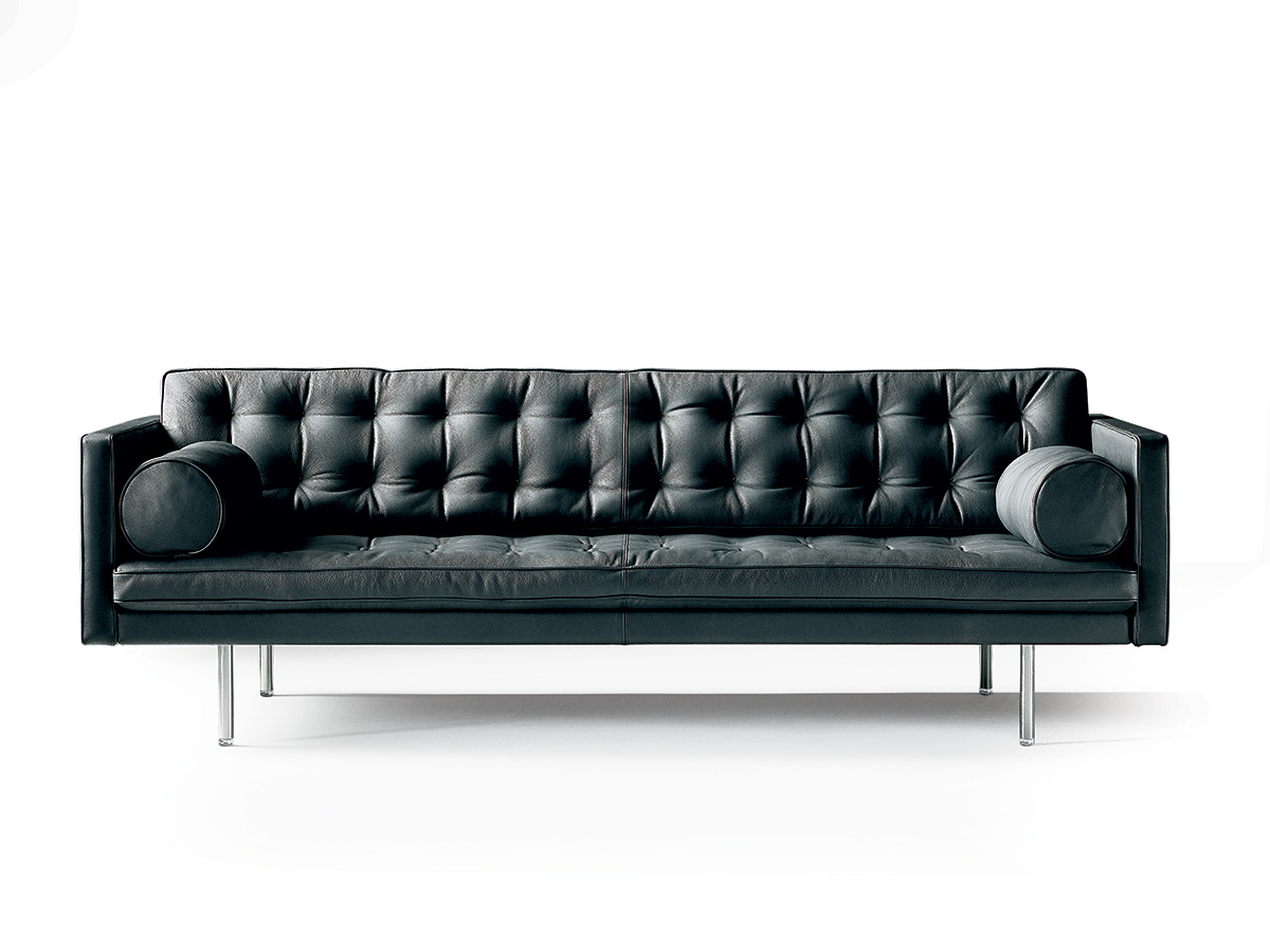 Antonio Citterio City Sofa An Italian Icon Returns Just In Time For Bauhaus 100th Birthday