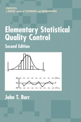 Statistics A Series of Textbooks and Monographs - Routledge