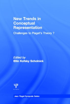 New Trends in Conceptual Representation Challenges To Piaget\u0027s - piaget's theory