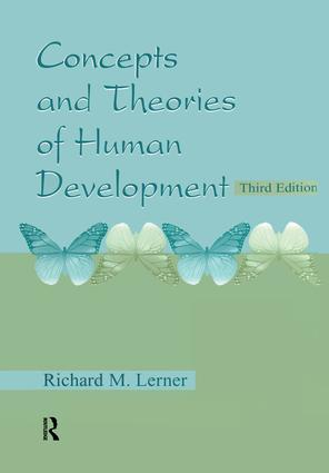 Human Development Facts or Theory? Concepts and Theories of Human