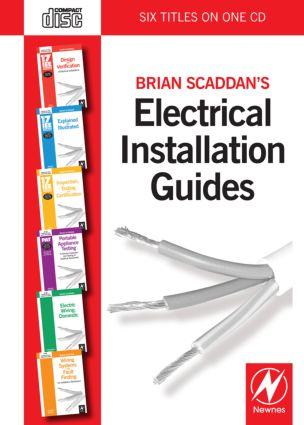 Brian Scaddan\u0027s Electrical Installation Guides CD 1st Edition (CD