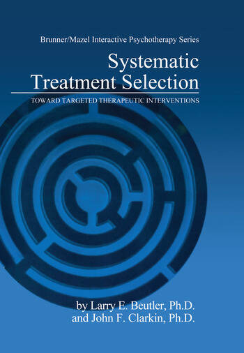 Systematic Treatment Selection Toward Targeted Therapeutic