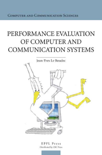 Performance Evaluation of Computer and Communication Systems - CRC - performance evaluation