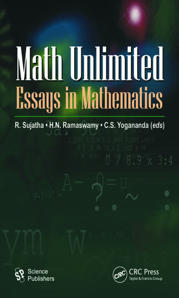 Math Unlimited Essays in Mathematics - CRC Press Book
