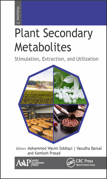 Plant Secondary Metabolites, Volume Two Stimulation, Extraction