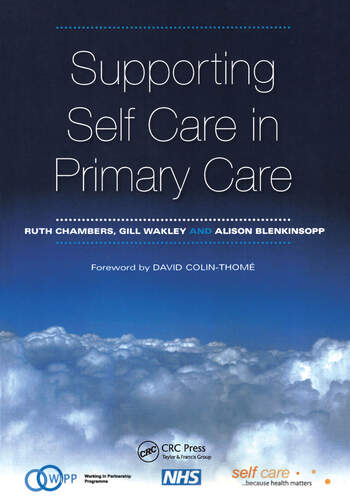 Supporting Self Care in Primary Care The Epidemiologically Based - self care assessment