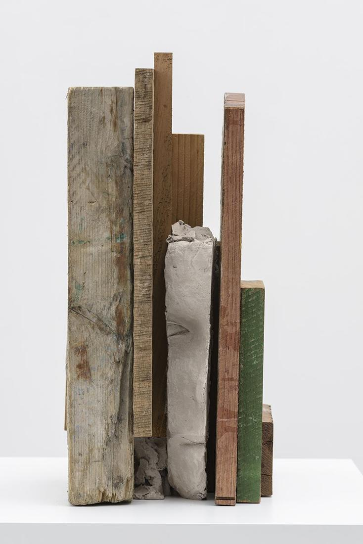 Tableau Moderne Vertical Mark Manders Artists Tanya Bonakdar Gallery